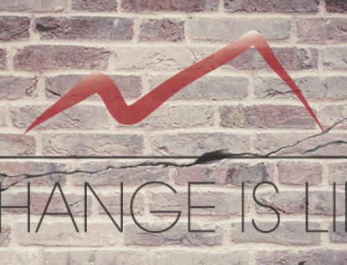 Willkommen im CHANGE IS LIFE Blog