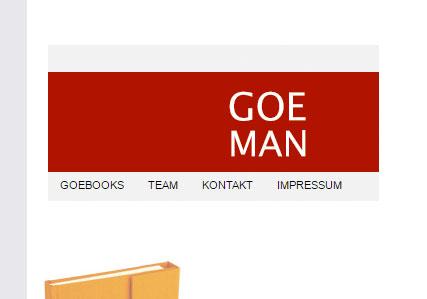 GOEMAN | TypoGrafik